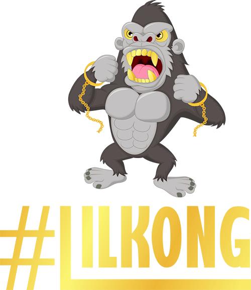 LilKong Brand Logo